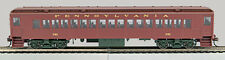 "HO ""P-54"" PRR Pre-WWII Coach+Bag-Mail(01) Tuscan Red.Bk roof,(1-94031)"