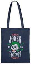 Joker Forever Stofftasche Einkaufstasche Gaming Fun Games Gamer Skull Batman