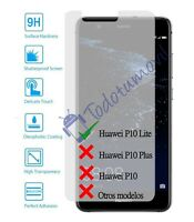 Protector de Pantalla Cristal Templado Vidrio 9H para Huawei Ascend P10 Lite