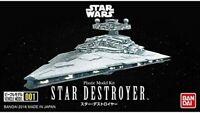 Bandai 204884 Star Wars Star Destroyer 1/14500 Scale Plastic Model Kit