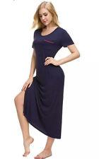 M-anxiu Pajama Womens Sleepwear Medium to Large Nightgown