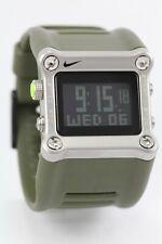 Nike Mettle Hammer Watch - Military Green - WC0021