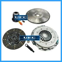 UF HEAVY-DUTY CLUTCH KIT w/ SLAVE w/ FLYWHEEL 1997-08 FORD F-150 STX XL XLT 4.2L