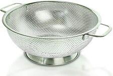 Colander, Stainless Steel Kitchen Strainer 3 Quart