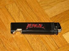 Original RAGE lighter + bottle opener Grave Digger Riot Accept Running Wild