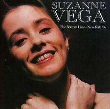 Suzanne Vega - The Bottom Line-new York 86 CD Air Cuts