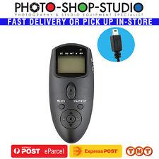 JJC Multi-Exposure Timer Remote K for Fujifilm (RR-80) #MET-K XE-1 XS-1 FinePix