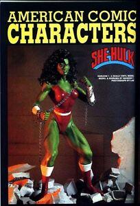 "10"" Fantastic Four She Hulk Movie Comic Vinyl Model Kit 1/6"