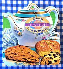 Totally Teatime Cookbook by Helene Siegel and Karen Gillingham