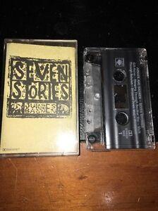 SEVEN STORIES JUDGES AND BAGMEN Cassette Tape