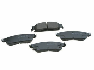 Rear Brake Pad Set For 2007-2017 Chevy Tahoe 2008 2009 2010 2011 2012 N647YP