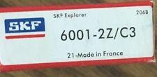 6001-2Z C3 SKF Bearing 12x28x8 (mm)