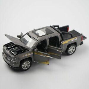 1:32 Chevrolet Silverado Car Collection Model Alloy Diecast Children Toy Gift