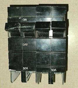 Square D Cutler Hammer XO250 XO 50 amp Circuit Breaker - 2 Pole