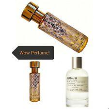LE LABO - SANTAL 33 EAU DE 30 ML/1 OZ Eau De Parfume EXCLUSIVE Niche Oil Based