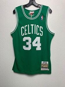 Men Mitchell & Ness NBA Authentic Jersey Boston Celtics Paul Pierce (M)