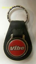 PONTIAC VIBE LEATHER KEY CHAIN