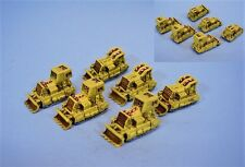 Battletech suitable painted miniature Bulldozers (3) Randomly chosen
