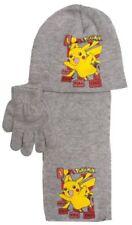 Bufandas de niño de color principal gris