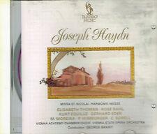 CD album: Haydn: Missa St- Nicolai. Harmonie-Messe. Barati. Tuxedo. G