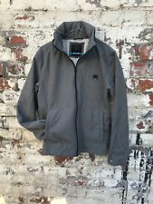 Bench men's grey jacket/coat size small. Used in mint condition with zipped hood