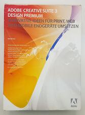Adobe Creative Suite 3 Design Premium CS3 Upgrade von CS/Studio Deutsch für Mac