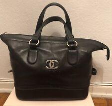 122953301f70 Chanel сумка черный кожаный. доктор стиль. редкая. классика!