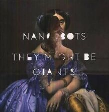 Nanobots by They Might Be Giants (Vinyl, Mar-2013, Idlewild Recordings)