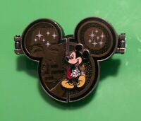 Disney It Was All Started With A Mouse Hinge Opens Trading Pin Mickey Mouse Walt