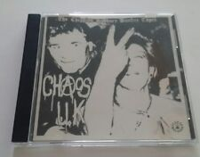Chaos UK The Chipping Sodbury Tapes ~ US Seller