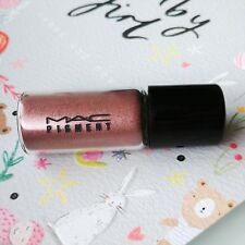Pigmento auténtico MAC poco M.A.C Sombra de ojos * Ictus * Bronce Marrón Oro 2.5g Rara