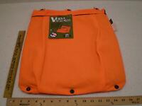 Versa Seat Muff Waterproof Seat Pad Ideal 780 Blaze Orange Hunting Sports Muff