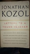 Jonathan Kozol Letters to a young teacher