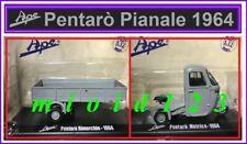 Ape Collection by ITALERI : 1/32 -  PENTARO' PIANALE - 1964 - Die-cast