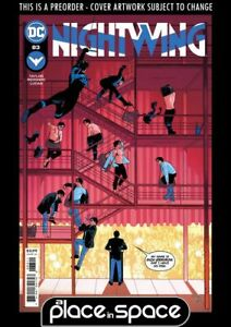 (WK33) NIGHTWING VOL. 4 #83A -  - PREORDER AUG 18TH