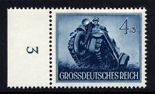 Germany . 1944 Wehrmacht Chain-wheel Vehicle (B258) . Mint Never Hinged
