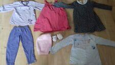 Lot 24 Vêtements Fille Hiver 24 Mois