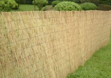 4m Long 1m Tall Natural Reed Fencing Screening Covering
