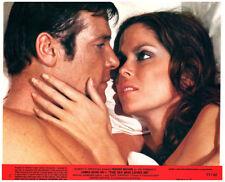 SPY WHO LOVED ME Original Lobby Card Roger Moore Barbara Bach James Bond 007
