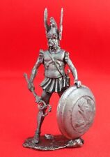 Soldiers of the army of Constantine Handmade Tin Toy Figurine Soldier scale 1:32