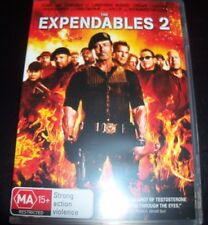 Expendables 2  (Sylvester Stalone) (Australia Region 4) DVD – Like New