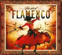 VARIOUS ARTISTS - ART OF FLAMENCO [ALLEGRO] USED - VERY GOOD CD