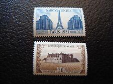 FRANCE - timbre yvert/tellier n° 912 913 n* MH (L1)