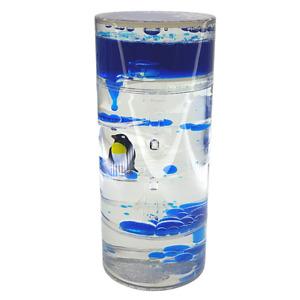 Penguin Liquid Timer Motion Visual Fidget Toy For Kids