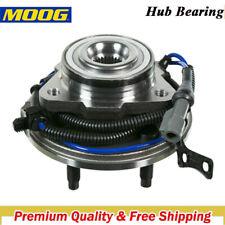 (1) Pcs Moog 515078 Wheel Hub and Bearing Assembly Front Ford Mercury Explorer
