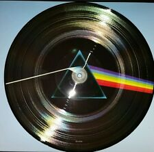 PINK FLOYD DARK SIDE OF THE MOON, PICTURE DISC VINYL LP NEW IMPORT DIECUT JACKET