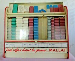 Ancien présentoir gommes MALLAT