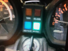 OEM gauge cluster from 83 Yamaha XJ750M MIDNIGHT MAXIM -UGLY BUT WORKING