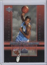 2003-04 Upper Deck Rookie Exclusives Carmelo Anthony RC #3