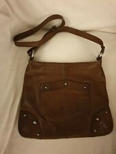 Massimo Dutti ladies real leather crossbody bag used